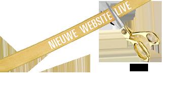 nieuwe site live